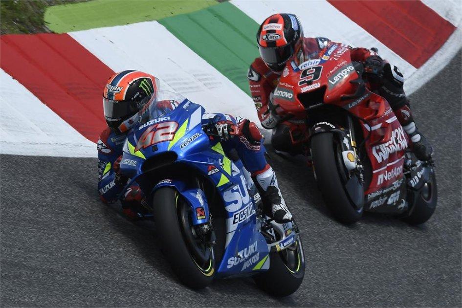 """MotoGP: Rins: """"Io e la Suzuki abbiamo le idee chiare per Barcellona"""""""