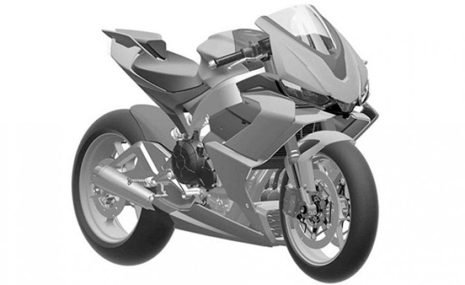 News Prodotto: Aprilia RS 660: sarà lei l'erede della mitica RS 250?