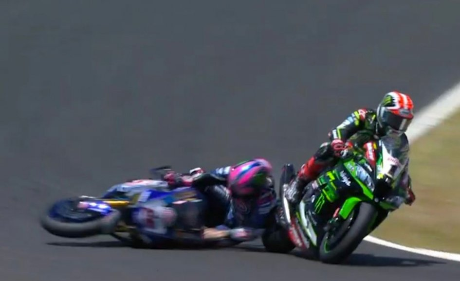 SBK: The FIM speaks: this is why we penalised Rea