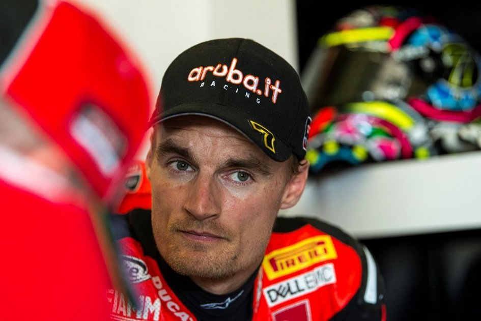 "SBK: Davies: ""It's not the first time Rea's done something like this"""