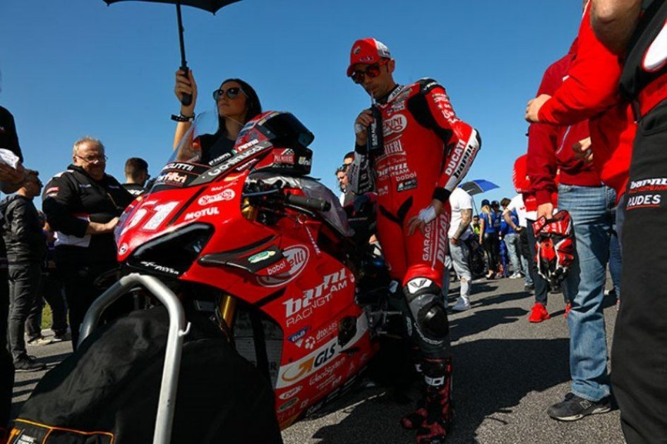SBK: Pirro: why Barni chooses to have him race at Misano
