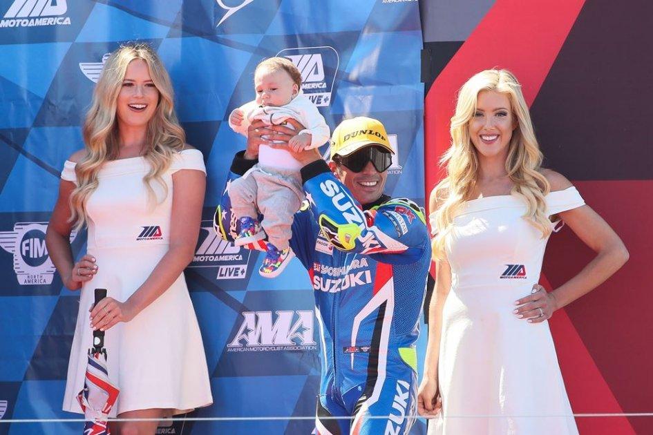 MotoAmerica: Elias vince Gara1 a Laguna Seca e allunga in classifica