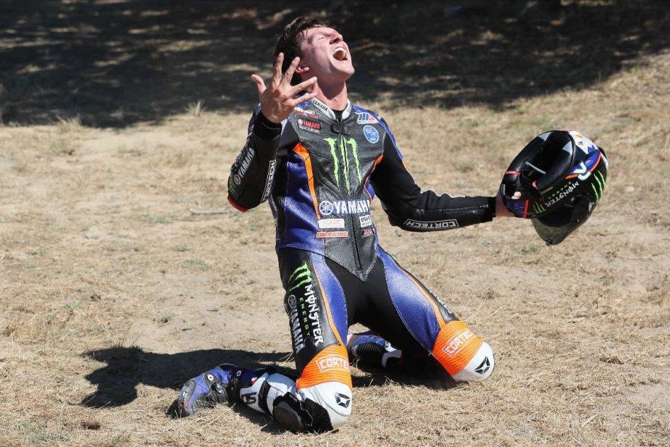 MotoAmerica: Prima vittoria di Gerloff a Laguna Seca, 2° Elias