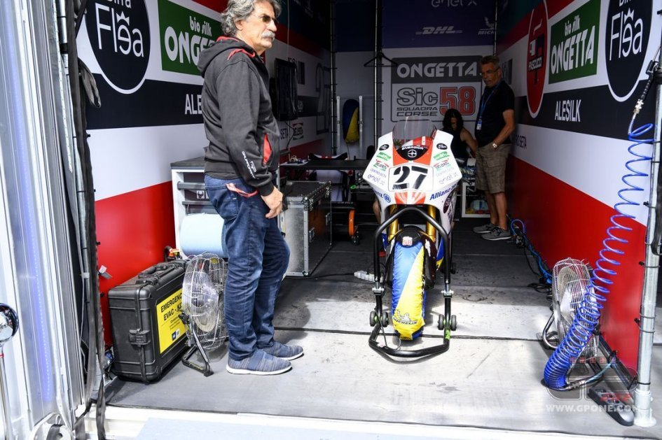 "MotoE: Simoncelli: ""If the MotoE is progress... I don't like the future"""