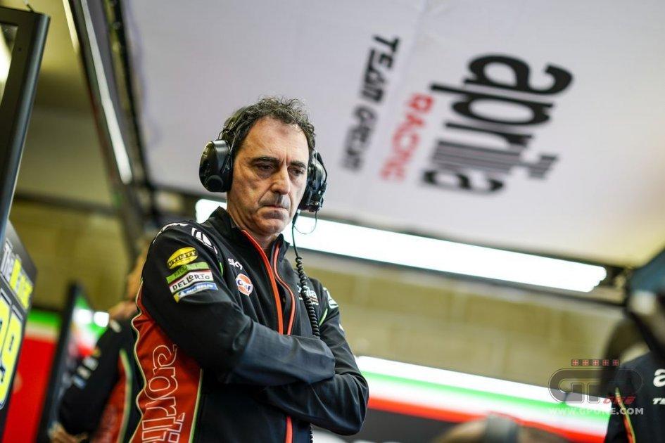 """MotoGP: Albesiano: """"Aprilia preparing a revolution for 2020"""""""