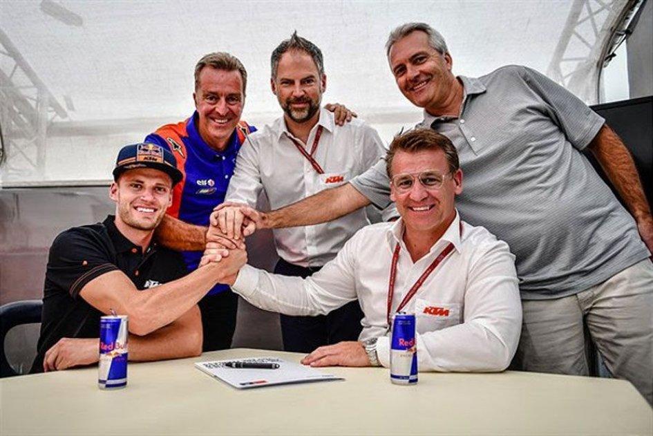 MotoGP: KTM Tech3 dà l'addio a Syahrin: nel 2020 arriva Brad Binder