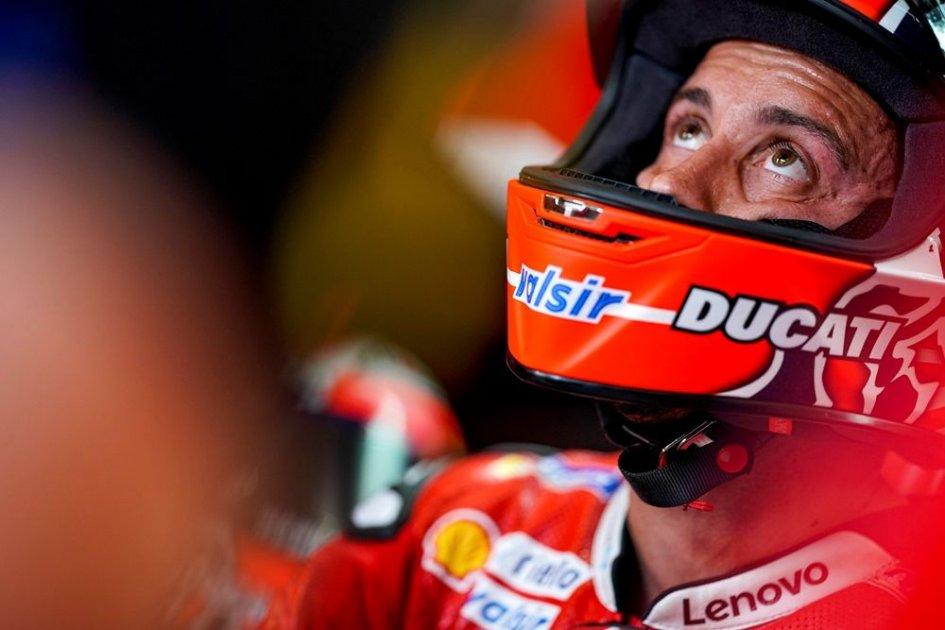 """MotoGP: Dovizioso in crisi: """"Marquez? Ora il problema sono Suzuki e Yamaha"""""""