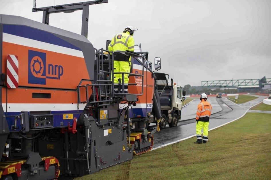 MotoGP: Ricciardo su Silverstone: i piloti della MotoGP alzeranno un polverone