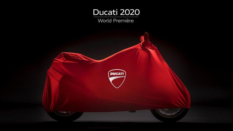 News Prodotto: Ducati World Première 2020: vedremo Streetfighter e Multistrada V4?