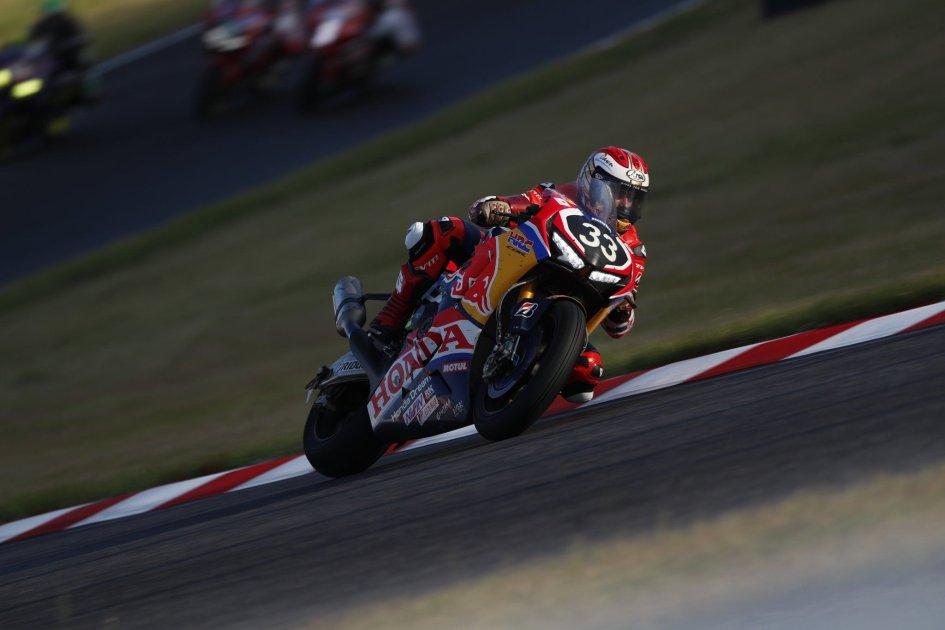 SBK: La Honda detta legge a Suzuka: la Yamaha incassa 1 secondo