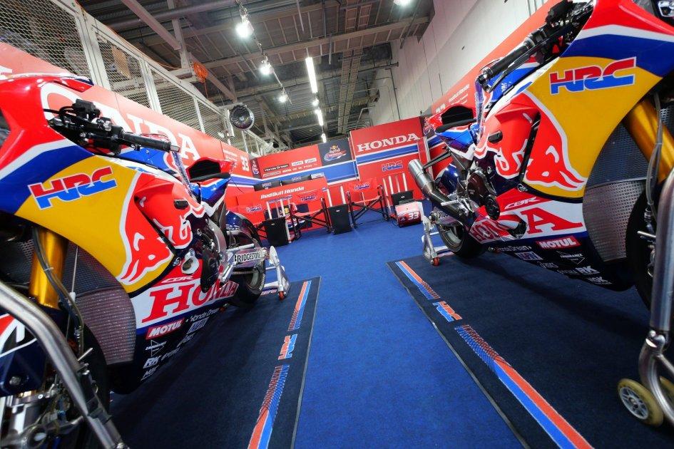 SBK: Suzuka: Honda prepara l'assalto ad Alvaro Bautista