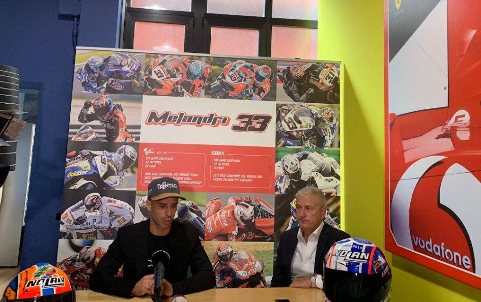 """SBK: Marco Melandri annuncia il suo ritiro: """"Tutte le favole hanno una fine"""""""