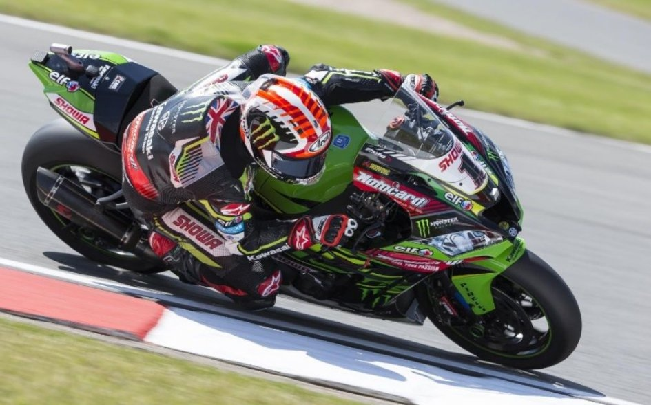 SBK: Rea a killer at Donington, wins race to move 24 up on Bautista