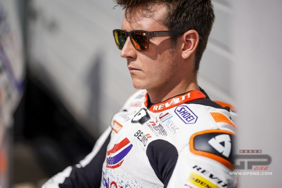 Moto2: Odendaal and NTS RW Racing separate