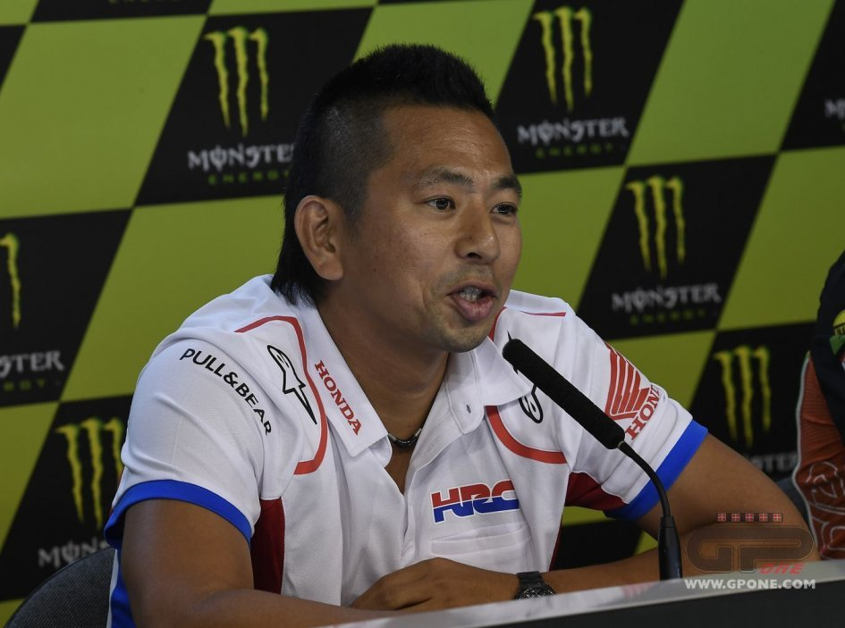 "MotoGP: Takeo: ""Marquez is the priority for development of the Honda"""