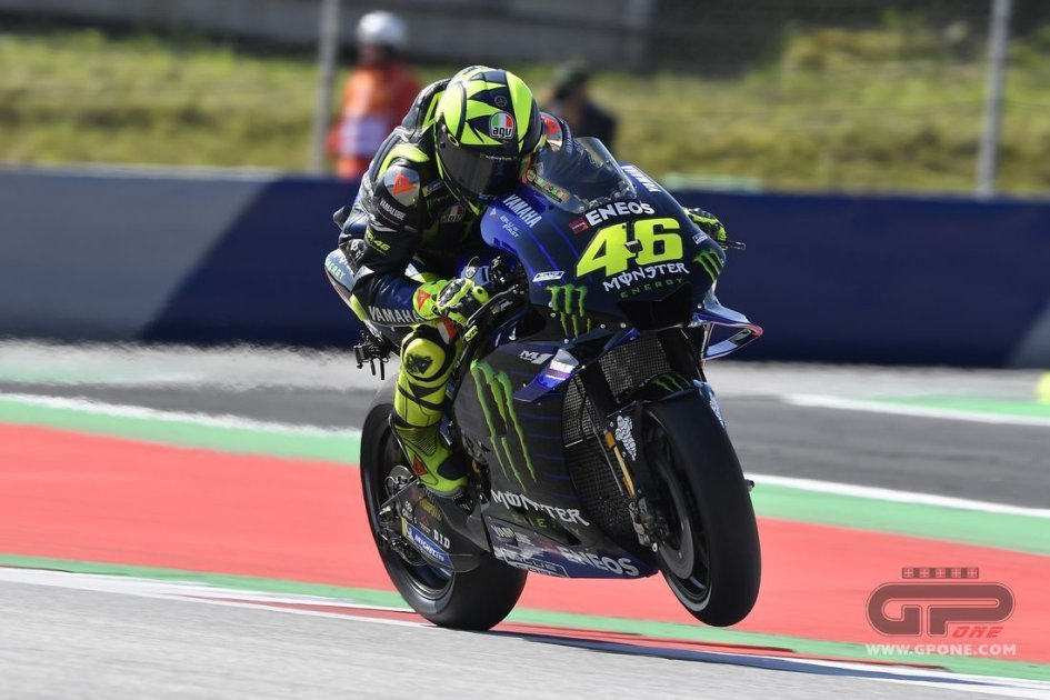 "MotoGP: Rossi: ""I'll have to start in front, difficult to pass with the Yamaha"""