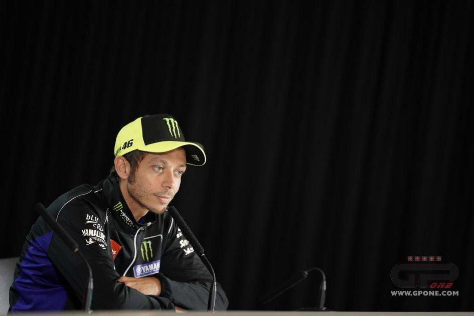 "MotoGP: Rossi: ""Lorenzo back in Ducati? It could be"""