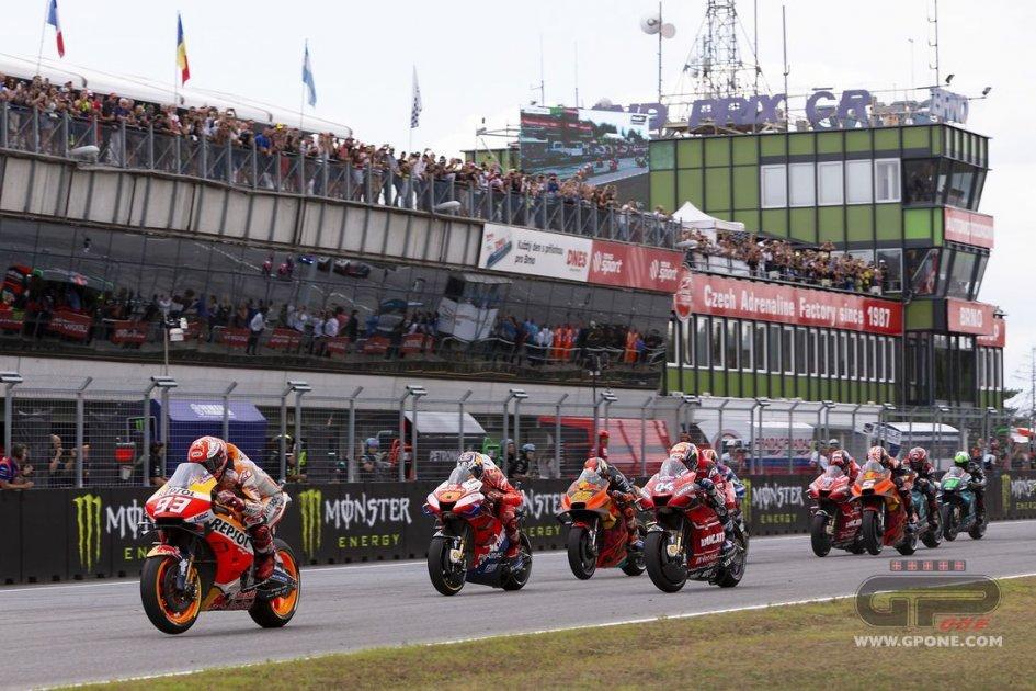 MotoGP: Tripletta Yamaha: 1° Quartararo poi Vinales e Morbidelli, 6° Rossi