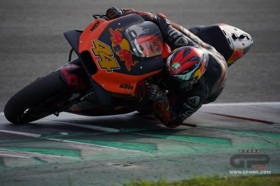 "MotoGP: Pol Espargarò promuove la KTM 2020: ""Pedrosa ha fatto un bel lavoro"""