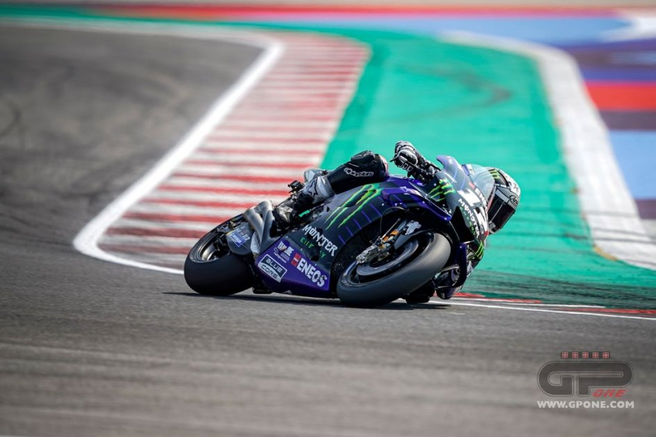 "MotoGP: Vinales: ""The 2020 Yamaha? Not at the level of Honda and Ducati"""
