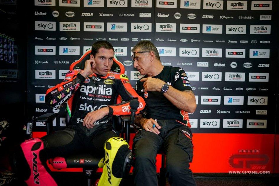 """MotoGP: Aleix Espargarò: """"Vorrei essere fiducioso ma non c'è nulla di nuovo"""""""
