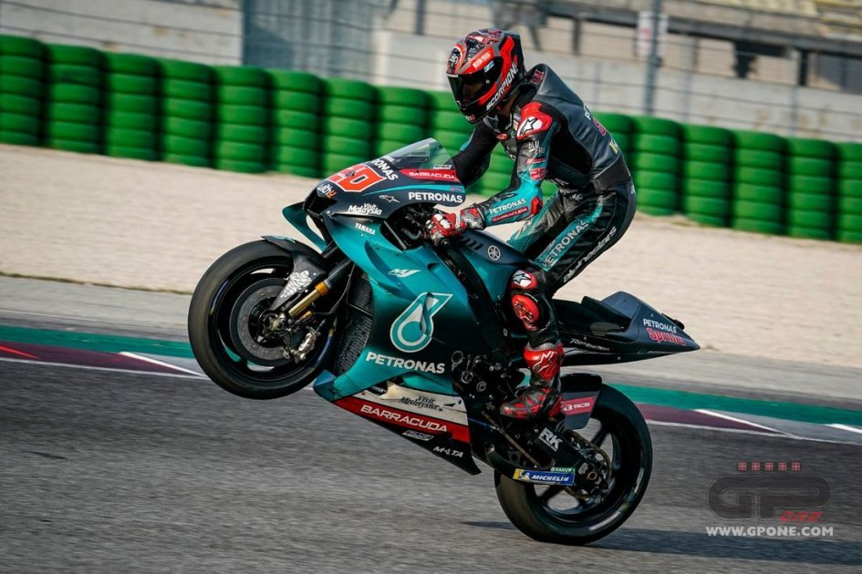 MotoGP: Greetings from Misano: test postcards