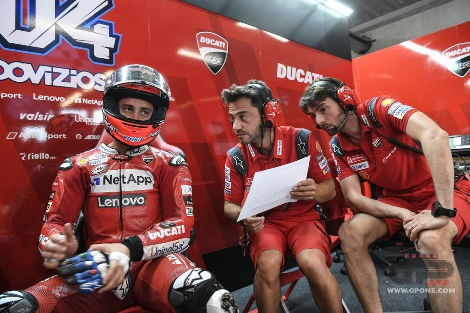 "MotoGP: Dovizioso fears Marquez also at the Red Bull Ring: ""he's already beaten me"""""