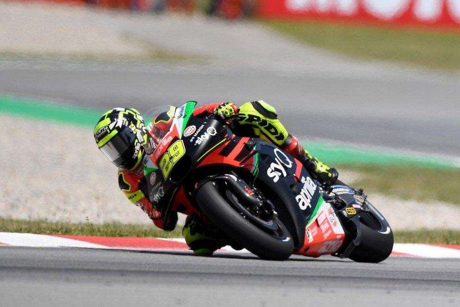 """MotoGP: Iannone: """"Il risultato è buono, ma ci manca la costanza"""""""