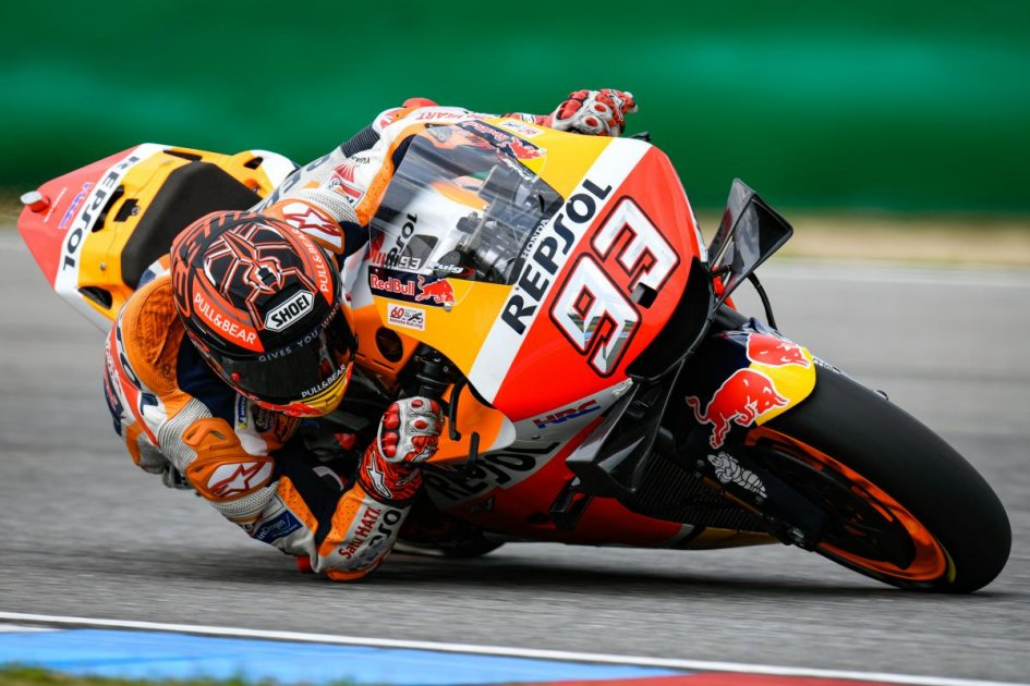 """MotoGP: Marquez is not satisfied: """"Something new already in Austria"""""""