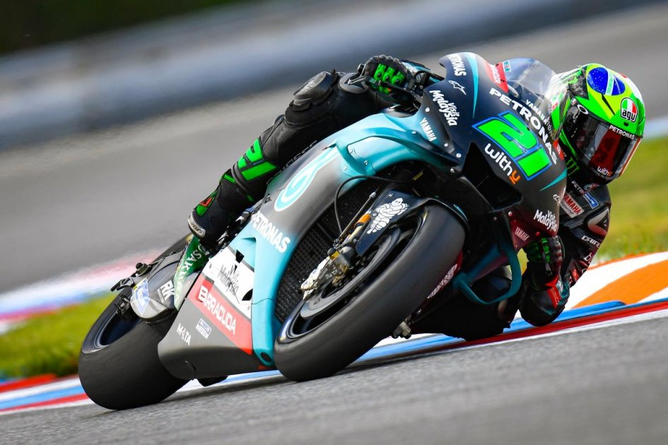 "MotoGP: Morbidelli: ""I'm looking for Quartararo's explosiveness to take advantage of the tires"""