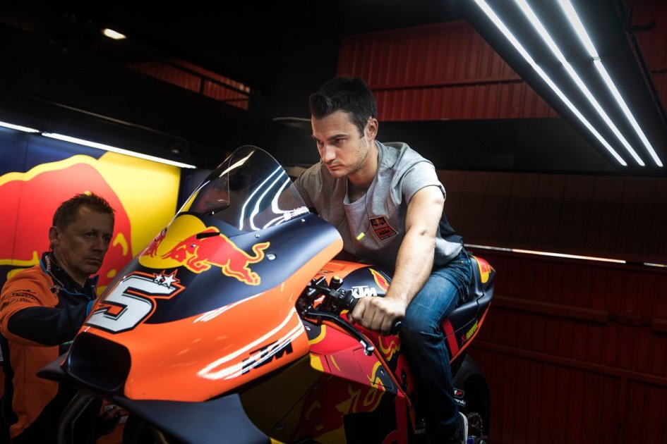 "MotoGP: Pedrosa: ""Take Zarco's place? I like being a tester."""