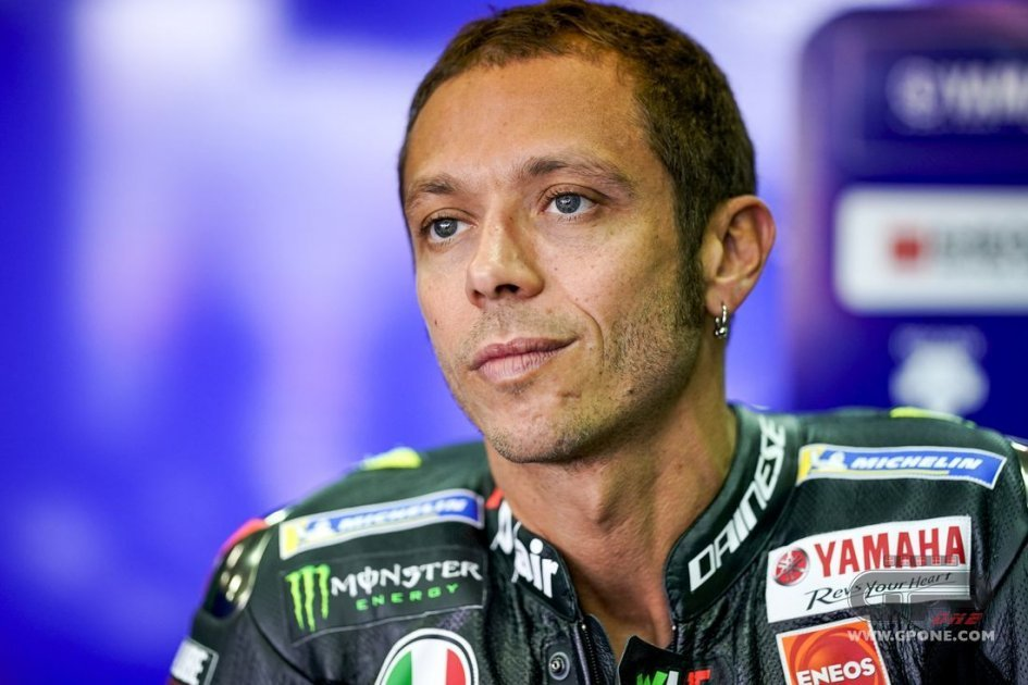 "MotoGP: Rossi: ""The Yamaha is back to being my bike"""