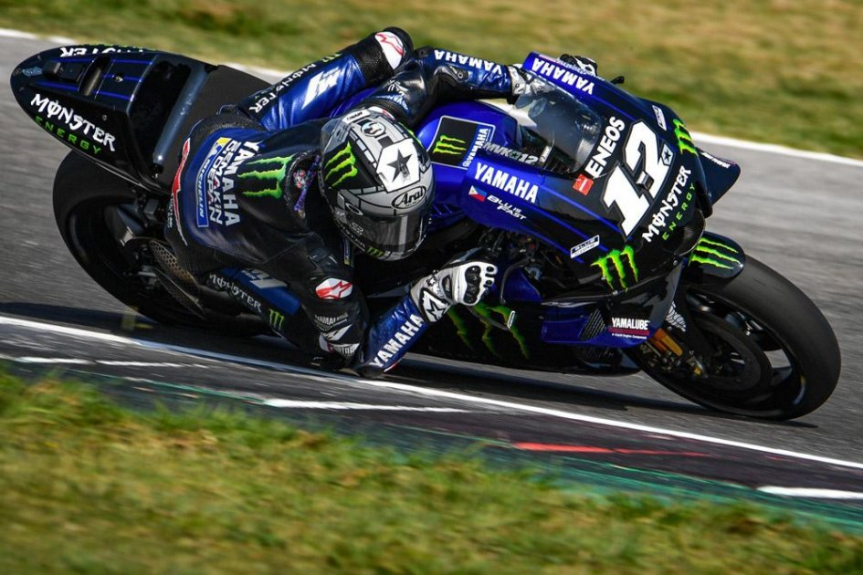 """MotoGP: Vinales fast but not happy: """"The new parts? Nothing much changes"""""""