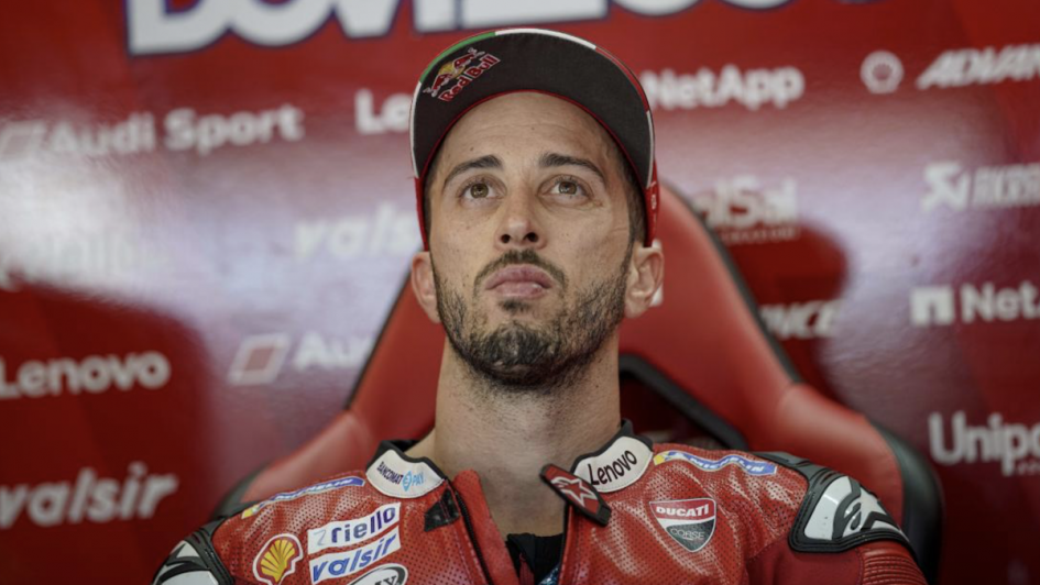 "MotoGP: Dovizioso: ""We have to think about 2020, I don't see Marquez anymore"""