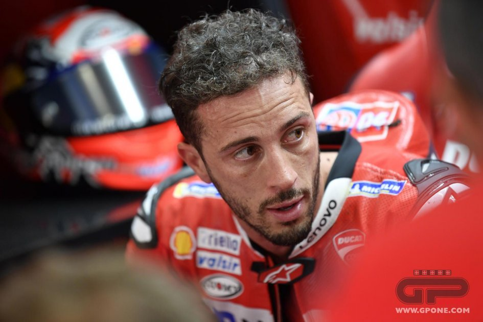 "MotoGP: Dovizioso: ""Marquez doesn't intimidate me, but I'm not playing his game."""