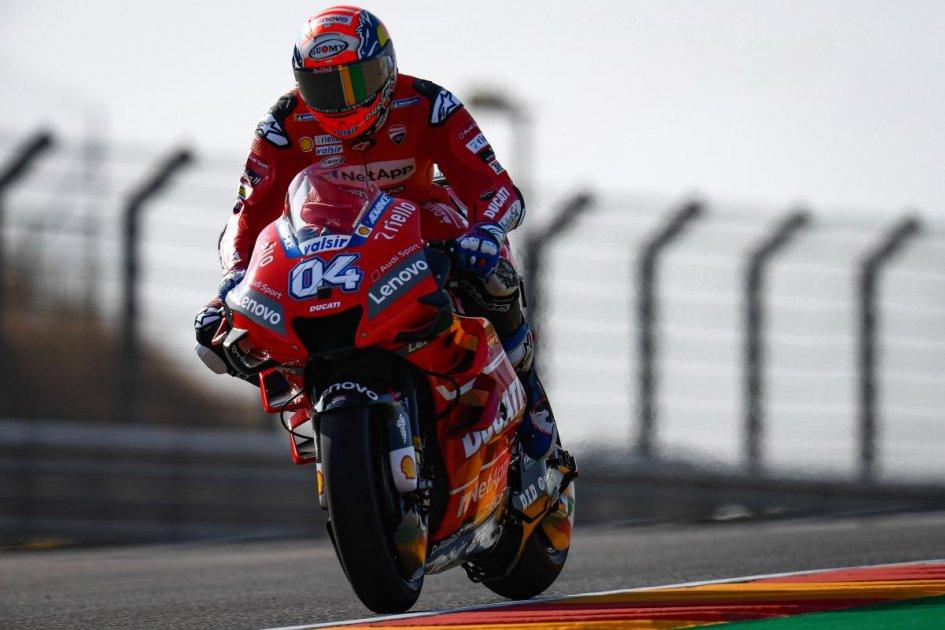 """MotoGP: Dovizioso: """"Se dai troppo peso a giornate così smetti di correre"""""""