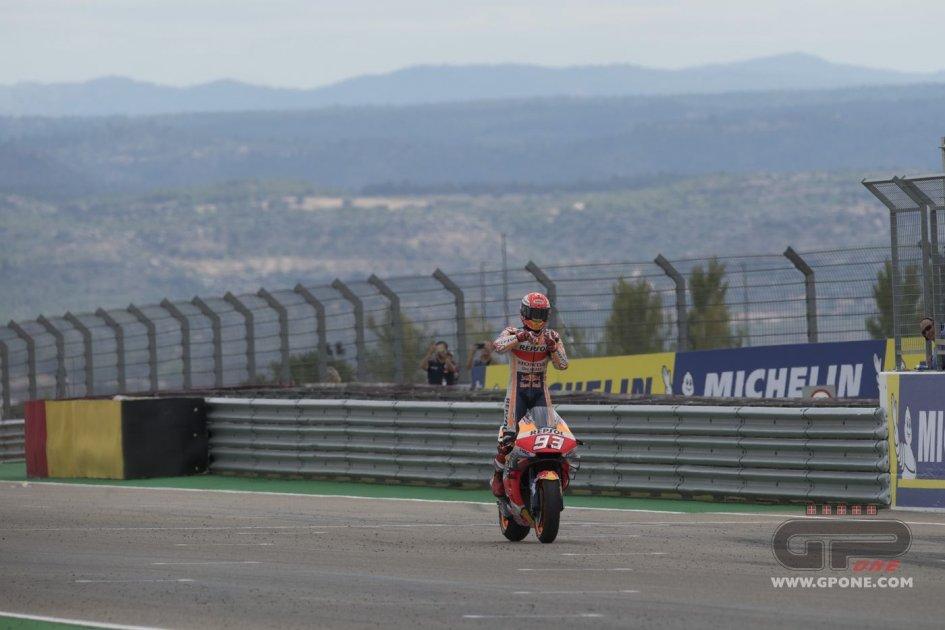 """MotoGP: Marquez: """"Before I felt invincible, now I'm more complete"""""""