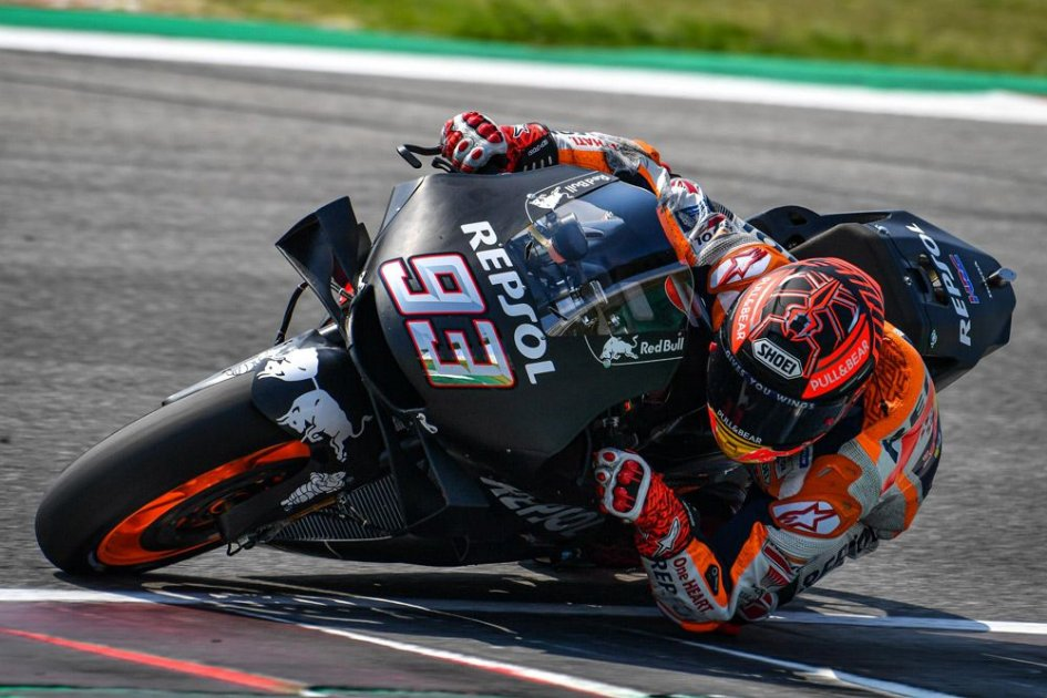 MotoGP: Marquez, already 2020, creating a Honda in his image and likeness