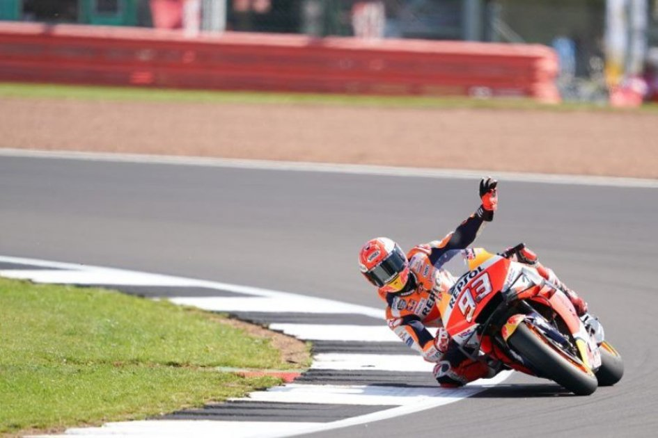 MotoGP: In the last 21 races: Marquez always on the podium