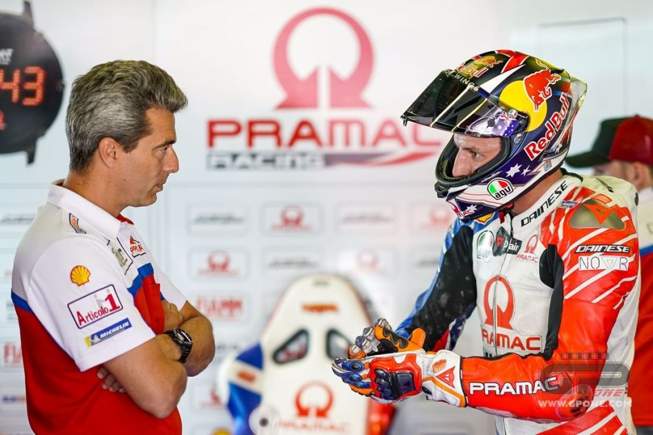 "MotoGP: Miller assures: ""With Pramac on a factory Ducati in 2020"""