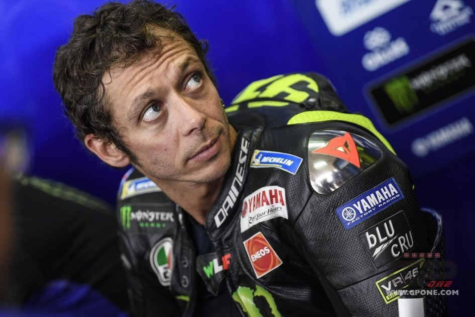 """MotoGP: Rossi: """"Always the same problem, we need an idea"""""""