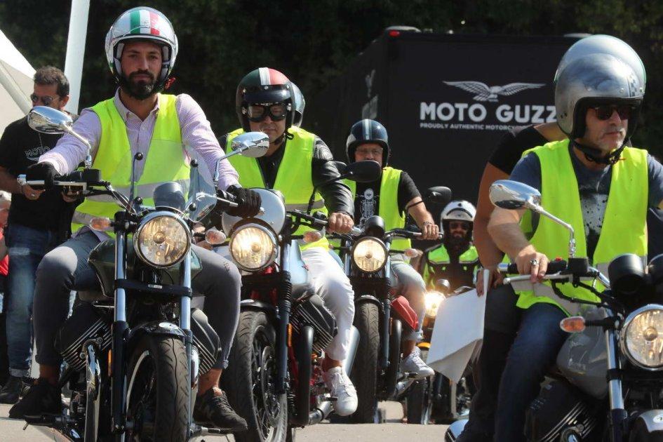 News Prodotto: Moto Guzzi Open House 2019: al via il raduno delle Aquile