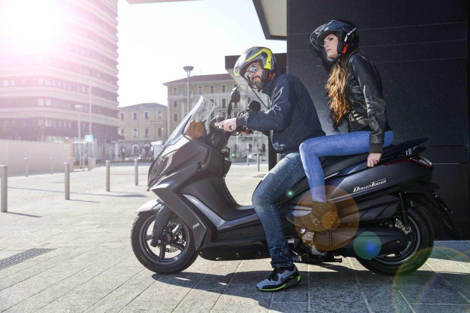 """News Prodotto: Kymco: """"Rinnova rottamando"""", la promo per cambiare facilmente scooter"""