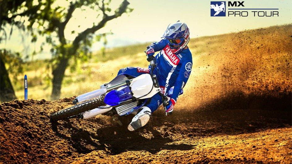 News Prodotto: Yamaha MX PRO Tour 2019: in prova le blu di Iwata