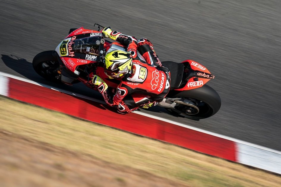 "SBK: Bautista proves Ciabatti wrong: ""I didn't leave for the money."""