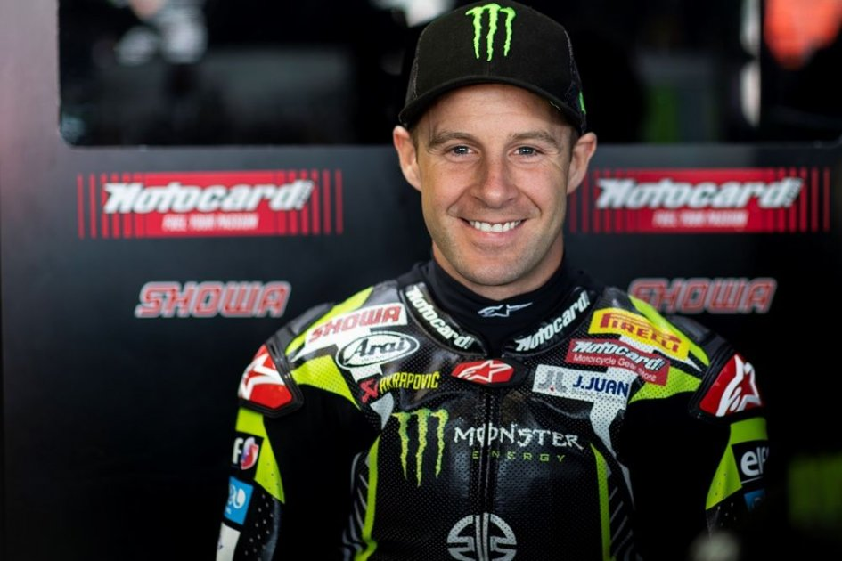 """SBK: Rea goes for the knockout: """"I can't wait to get on track"""""""