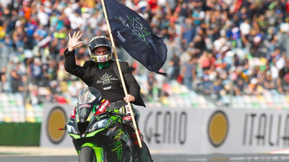 SBK: Johnny Rea in the footsteps of Mick Doohan: he's beaten them all