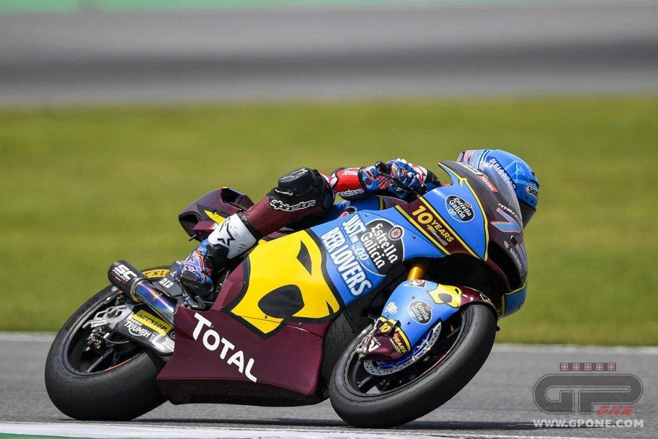 Moto2: FP2 Motegi, Marquez mette in riga le KTM, Marini e Bulega in Q2