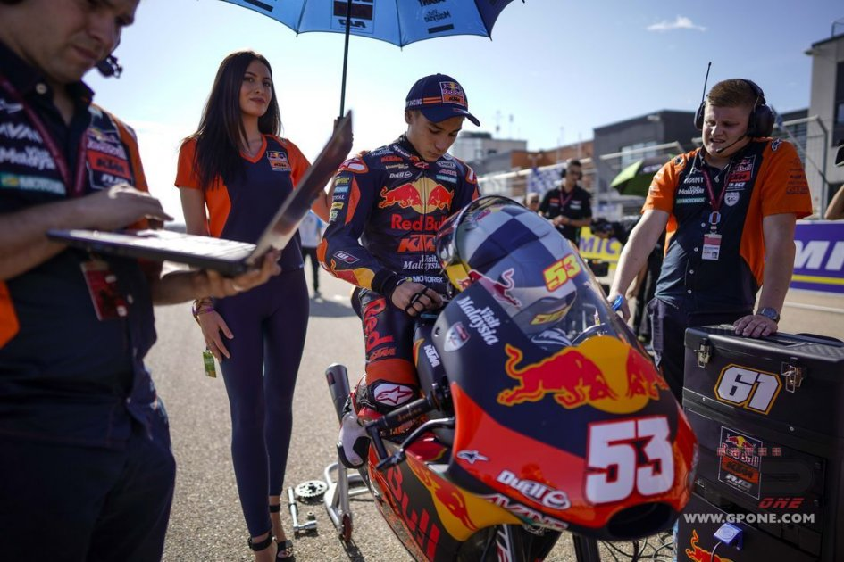 Moto3: Oncu replaces Oncu in Thailand