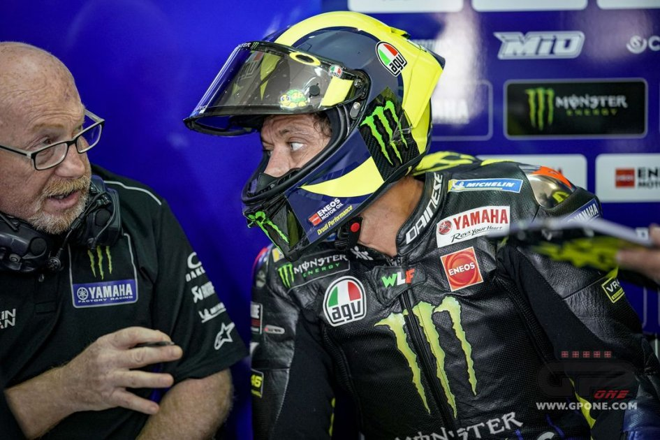 "MotoGP: Rossi: ""I leave Galbusera and aim to improve further with Munoz"""